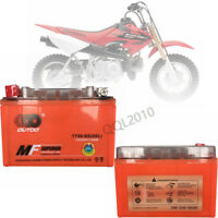 YTX9-BS ATV Battery for 2003 2010 Suzuki ATV Sportrax Sealed iGel Motorcycle US