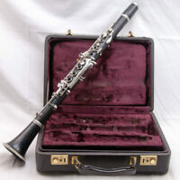 Buffet Crampon R13 Professional Wood Clarinet, Great Player- New Pads!