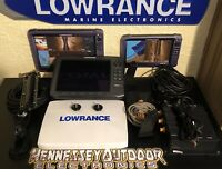 Excellent Condition Lowrance HDS-10 Insight Gen2 Fish Finder Graph Chartplotter