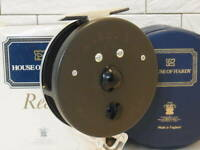 House of Hardy Fly Fishing Reel Marquis No.8/9 England with Soft case Outdoor