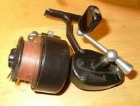 VINTAGE  MITCHELL  HALF  BAIL  REEL  UNNUMBERED  MADE  IN  FRANCE