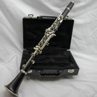 Buffet Crampon Vintage Pre-R13 Professional Wood Clarinet, New Pads!