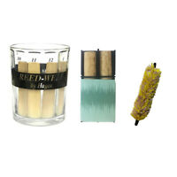 Reed-Well + Soundwave Reed Holder (Black) + Clarinet Mouthpiece Cleaner/Saver
