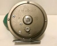 LL bean fly reel # 2 Made in USA In Great Condition