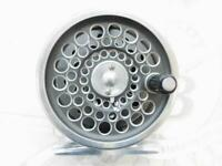 Hardy Marquis #4 Fly reel Fishing Perforated processing w/Some scratches