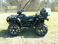 TriangleATV STEALTH SNORKEL KIT 2005-2014 Polaris Sportsman 600/700/800/Touring/