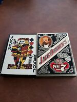 Jack Daniels Old Number 7 playing cards in original box