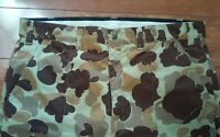 Mens CABELA'S Camo Pants Lined Whitetail Clothing Goretex Hunting Size 36x31