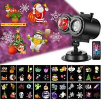 Christmas Projector Lights With Ocean Wave Outdoor Holiday Decorations,Halloween
