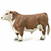 HEREFORD BULL POLLED Replica 88861 NEW for 2019 Ships Free w $25 CollectA