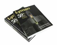 Lyman 50th Edition Reloading Manual Softcover