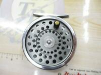 HARDY Bros Vintage Fly Fishing Reel MARQUIS LWT 6 Silver dia:83mm 122g