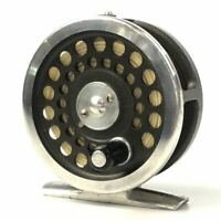 HARDY Vintage Fly Fishing Reel MARQUIS #2/3 Black made in England