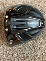 Callaway Rogue Driver Head Only 9° LH 6063322