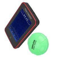 Fish Finder Portable Sonar Touch Color Screen Full Waterproof for Fishing