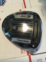 New! TAYLOR MADE 2018 M3 460 12 deg DRIVER head only &headcover Free ship