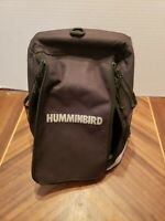 Humminbird PiranhaMAX 150 Fishfinder Manual Cables & Battery Case - LOOK