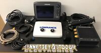 Complete Lowrance HDS-8 gen2 With LSS-2 Structurescan Fishfinder Free Shipping!!