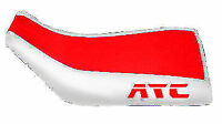 Honda ATC 250SX Seat Cover Red White Color With Logo TG20183195