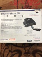 New In Box - Lowrance Structure Scan 3D