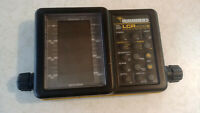 Humminbird LCR4000D Deep Water Fish Finder Head Unit Only powers up