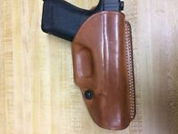 Galco Small of the Back SOB holster RH for Glock 19/23