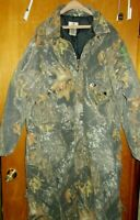 Mossy Oak Apparel Quilted Inside Flintlock Coverall 0008 Men's 2XL