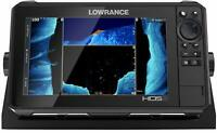 Lowrance HDS-9 Live 9 Inch 3 in 1 Live Sonar Fish Finder - 000-14422-001