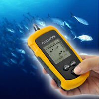 Handheld Fish Finder Portable Fishing Fishfinder Fish Depth Finder Fishing Gear