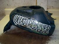 SUZUKI 500 QUAD RUNNER ATV GAS TANK COVER  T2119