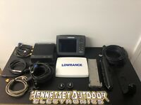 Complete Lowrance HDS-7 Gen2 LSS-2 StructureScan Sonar GPS FREE SHIPPING