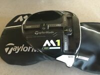 TaylorMade M1 460 driver head only 9.5° RH Right Handed FREE SHIPPING