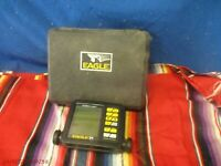 Eagle Fish ID Finder Locater Fishfinder Head Unit & CASE Only I.D.
