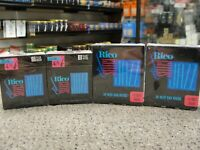 Rico Select Jazz Alto Sax Reeds (Strength 4Soft Filed) - 4 Boxes of 10