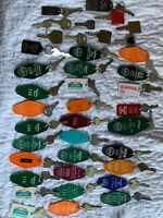 VTG 40 Hotel Motel Key Lot Travel Lodge Holiday Inn Skyline River Lodge Ramada