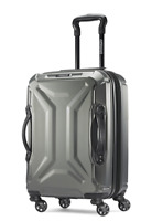21inch Carry On Luggage With Spinner Wheels Best Hardside Suitcase Travel Men