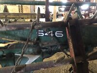 Oliver 546 Six Bottom Plow