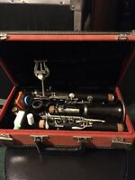 Normandy wood clarinet France Vintage