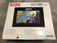 Simrad g07 xse insight totalscan (like Lowrance)