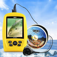 LUCKY Portable Underwater Video Camera Smart Fish Finder Infrared Night Vision