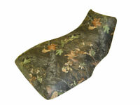 Yamaha Grizzly 660 Seat Cover Full Camo  ATV Seat Cover #FR65TTG2018111
