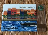 Starbucks card Singapore 2010 - RARE, Hard-to-find