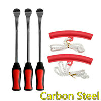 3x Motorcycle Scooter ATV Tyre Pick Up Spoon Tire Replacement Tool Accessories