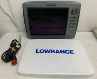 Lowrance HDS10 Gen 1 GPS Sonar Fish Depth Finder Display