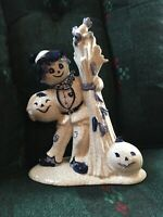 Dedham Pottery Limited Edition Scarecrow