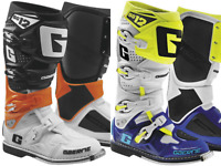 Gaerne SG12 SG 12 MX Racing Boot Motocross ATV Offroad Motorcycle Boots Size 7