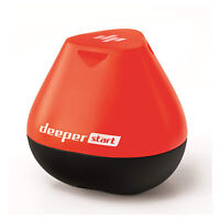 Deeper Start Sonar Smart Castable Floating Wi-Fi Fish Finder with Mobile App