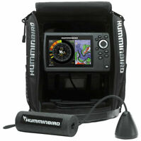 Humminbird Ice Helix 5 Chirp GPS G2 All Season Fishfinder **IN STOCK**