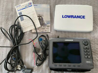 Lowrance HDS 8 Gen 2 (Complete w/Transducer & Power Cord)