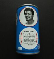 1979 NBA Basketball Royal Crown Cola RC Can Maurice Lucas New Jersey Nets